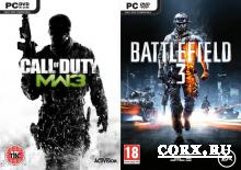 Call of Duty обходит Battlefield 3 по всем фронтам